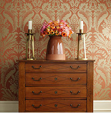 Wallpaper and designer home shop designer wallpaper - Wallpaper designer home consignments ...