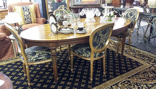 Wallpaper And Designer Home Consignment Furniture